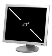 LCD Monitor - 21