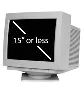 Monitor - 15