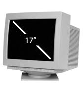 Monitor - 17
